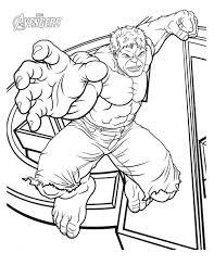 printable avengers coloring pages coloring