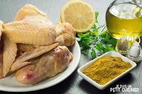 comment cuisiner des ailes de poulet recette d ailes de poulet au curry