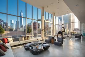 for 45m this nyc penthouse can be a home or personal art gallery