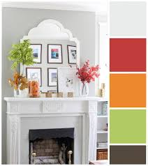 fall inspired bold paint colors my colortopia