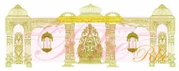 Hindu Wedding Mandap Decorations Wedding Mandap Designer Company From India Maharashtra Mumbai