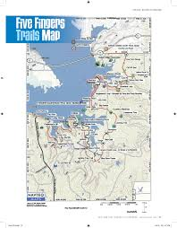 Bear Creek Trail Map Maps Kaw Lake
