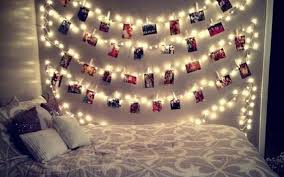Best Way To Hang Christmas Lights by Cool Lights For Your Bedroom And Interior Purple Wall Ideas