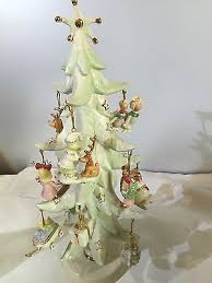 lenox how the grinch stole tree with 12 ornaments great