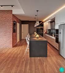 hdb kitchen mini bar counter interior design i like