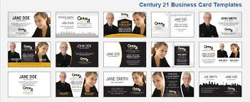Century 21 Business Cards Business Cards U2013 Monkeynara Sign U0026 Print