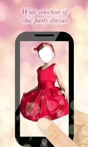 kids party dress girls montage android apps on google play