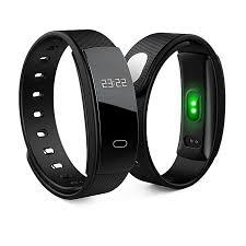 blood pressure bracelet review images General smart bracelet qs80 heart rate smart band blood pressure jpg
