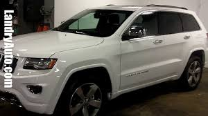 white jeep grand 2014 jeep grand overland white blanc 2014 laval montreal