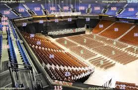 Royals Stadium Map Seating Charts U2014 Santander Arena Audit Forms Templates