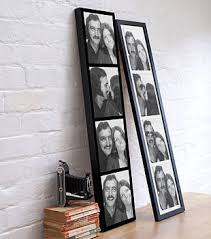 Photo Booth Frames Awesome Ways To Display Your Collection Of Photobooth Prints