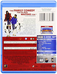 Swank Audio Visual Amazon Com Mr Popper U0027s Penguins Blu Ray Dvd Digital Copy