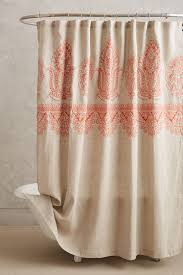 Best Fabric For Curtains Inspiration Coastal Shower Curtains Sonoma Goods For Seaside Curtain