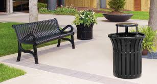 Commercial Grade Park Benches How To Prevent Vandalism At Schools Parks And More Sense Of