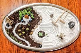 Mini Zen Rock Garden Mini Zen Garden Meaning Cori Matt Garden