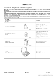 nissan 350z oil capacity nissan 350z 2007 z33 automatic air conditioner workshop manual