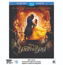 Beauty And The Beast Home Decor by Beauty And The Beast Live Action Blu Ray Dvd Digital Hd