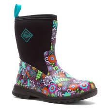 s muck boots sale the original muck boot company s breezy mid prints boots in