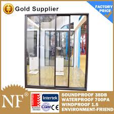 sliding glass door child proof frameless sliding glass door system frameless sliding glass door