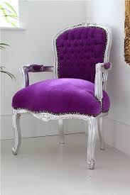 purple armchair ultimate venue