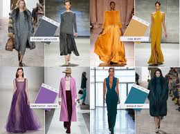 Colour Trend by Pantone Fall Winter Colour Trends 2015 Trendinsider Fashion