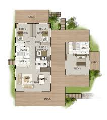 in suite homes reduce this to a 2 bedroom without the guest suite to the right