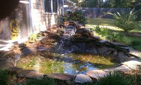 Decorative Pond Decorative Ponds U0026 Waterfalls Irrigation And Landscape Contractor