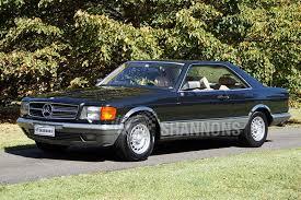mercedes auctions sold mercedes 380 sec coupe auctions lot 3 shannons