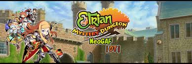 etrian mystery dungeon ot the mysterious adventures of fight