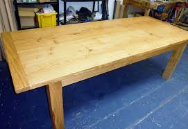 handmade tables for sale handmade solid character oak table for sale sold quercus furniture