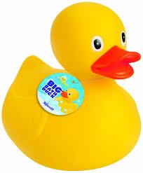 amazon com toysmith big bath duck 8 5 inch toys u0026 games