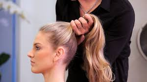 ponytail bump high ponytail hairstyles with bump how to do a high ponytail