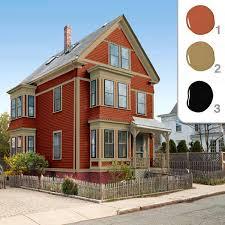 home design exterior color schemes charming creative exterior paint schemes picking the