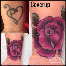 black and grey realistic rose tattoo black rose cover up tattoos