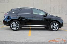 2013 lexus rx350 awd ultra premium u2013 f sport wheels u2013 park assist