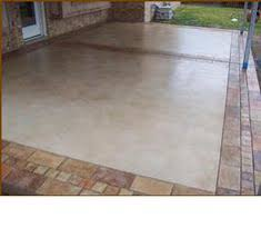 Stamped Concrete Patio Diy Great Looking Stamped Concrete Stamped Concrete Patio Patio Design