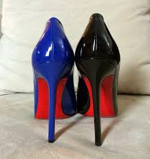holly ann aeree 2 0 changes to the christian louboutin pigalle
