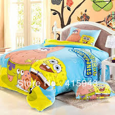new spongebob bed sheets 86 in girls duvet covers with spongebob