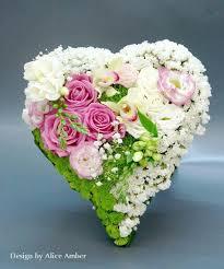 Funeral Flower Designs - 41 best arreglos de corazón images on pinterest funeral flowers