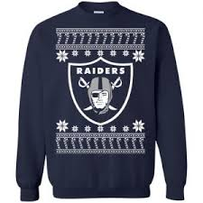 raiders christmas sweater with lights oakland raiders christmas sweatshirt hoodie icestork