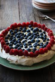 an easy pavlova recipe
