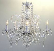 chandelier and tree ornaments