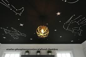 etoiles phosphorescentes plafond chambre 30 etoiles phosphorescentes plafond chambre tebzzone