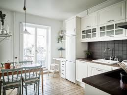home interior design u2014 understated scandi style kitchen in a 1930s