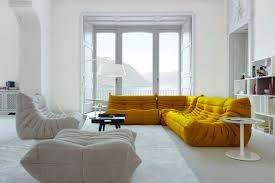 ligne roset canapé togo le canapé togo la relax attitude depuis 40 ans inspiration deko
