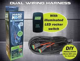 Led Light Bar Wiring Harness by Korr Led Light Bar Harness 12v Shop Unidan