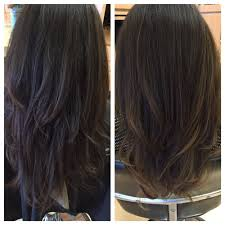 hair highlight for asian from my typical asian dark brown black hair to subtle highlights