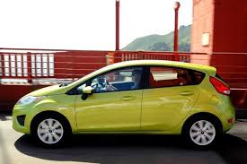 2012 ford fiesta new car review autotrader