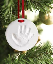 handprint ornament rainforest islands ferry