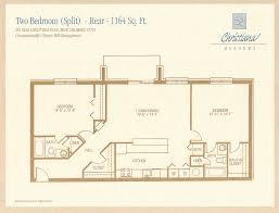 split bedroom floor plan apartment floor plans christiana apartments de